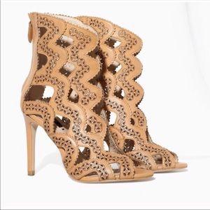 🌟Zara | Laser Cut Heels